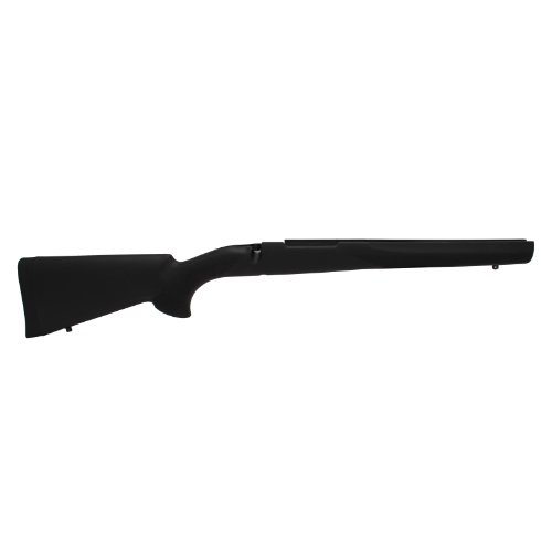Hogue Hunting Bed Stock Mauser 98 Military Actions Stock, Black, One Size (98002)