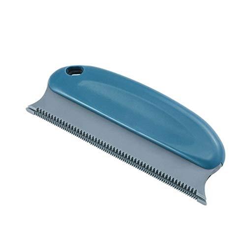 Cepillo de fregado de mano Hojas de ropa de la casa Sofá La eliminación de la alfombra de pelo del animal doméstico del cepillo multifuncional polvo de eliminación de cepillo no hace daño a la ropa Ce