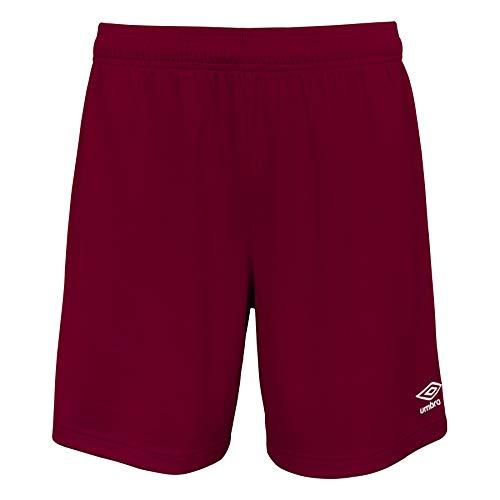 Umbro Unisex-Erwachsene Field Shorts, kastanienbraun, XX-Large