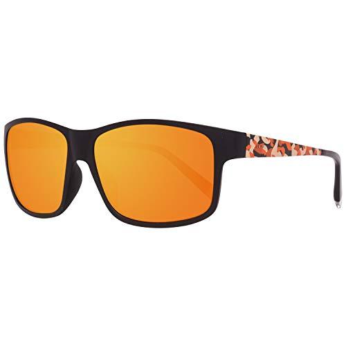 Esprit Sonnenbrille Et17893 555 57 Gafas de sol, Negro (Schwarz), 50 Unisex Adulto
