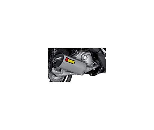 Compatible con / Reemplazo para 250 X-MAX/X-City - 07/16 - Silenciador AKRAPOVIC-1811-2987