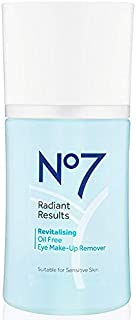No7 Radiant Results Revitalising Oil Free Make-Up Remover 100ml
