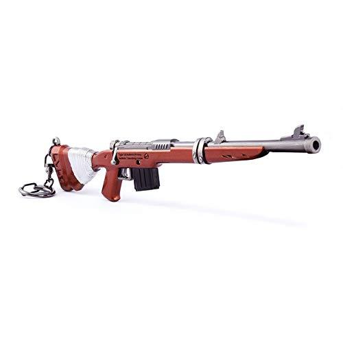 Game Metal 1/6 Schrotflinte Gewehr Gewehr Modell Actionfigur Arts Toys Collection Schlüsselanhänger Geschenk