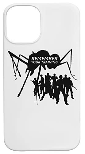 Tierra Defensa Fuerza Recordar iPhone 12 Mini Protector Carcasa de Telefono Protective Phone Case