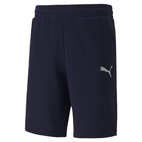 PUMA Teamgoal 23 Casuals Shorts Pantalones Cortos, Hombre, Peacoat, XXL