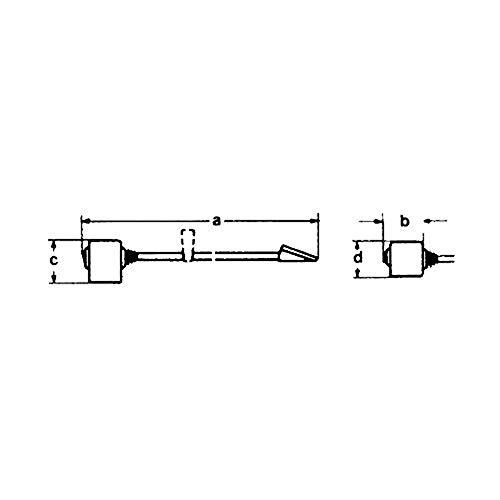 HELLA 2AB 004 532-011 Leseleuchte - Halogen - 12V - YL - Anbau - Lichtscheibenfarbe: glasklar