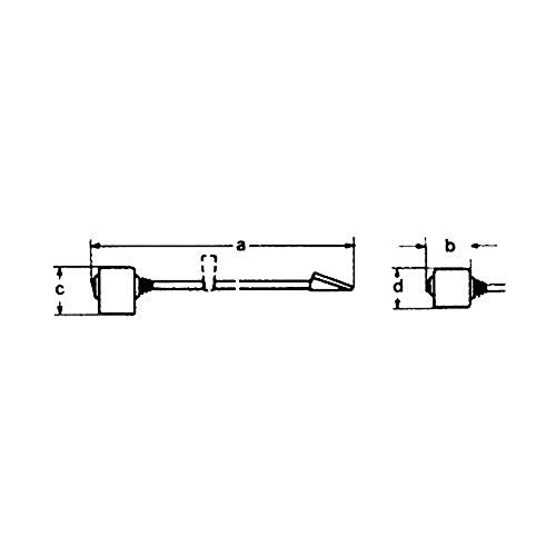 HELLA 2AB 004 532-011 Leseleuchte - Halogen - 12V - YL - Lichtscheibenfarbe: glasklar - Anbau