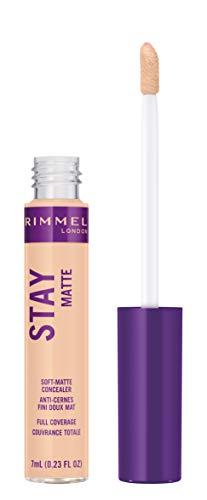 Rimmel Stay Matte Concealer, Porcelain, 0.23 Fluid Ounce