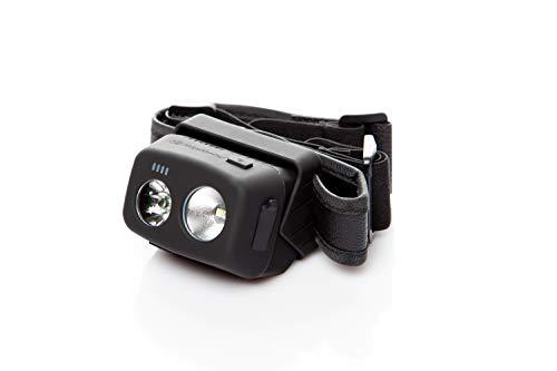 Ridgemonkey VRH300 Wiederaufladbare Stirnlampe, Multo Farbe