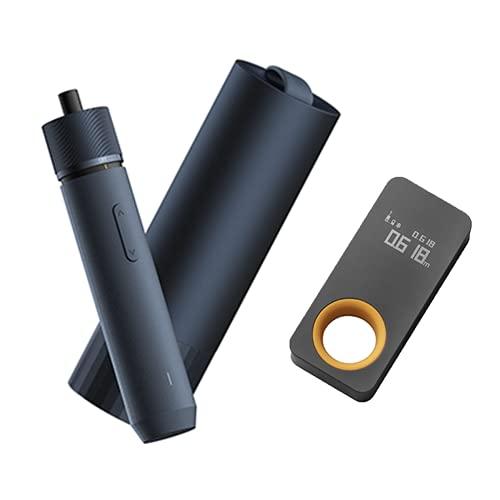 HOTO Laser Tape Measure and 3.6V Electric Screwdriver Set