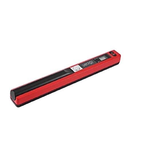 Dokumentenscanner Scanner Handscanner Tragbarer Pen iScan900DPI 300DPI 600DPI