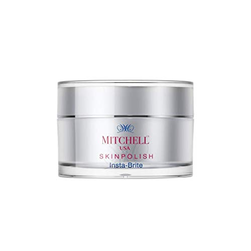Mitchell USA Skin Polish Exfoliating Cream For Dead Skin Removal, 50g