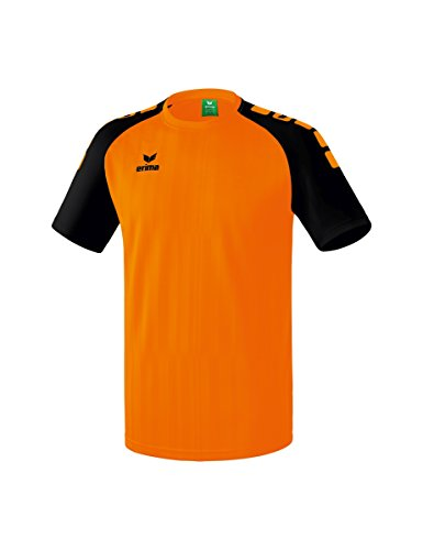 Erima Kinder Tanaro 2.0 Trikot, orange/Schwarz, 152
