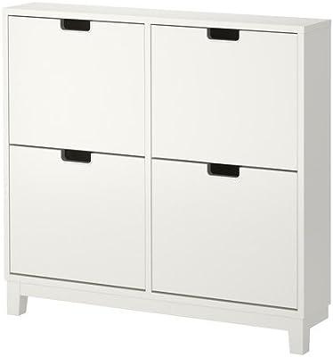 IKEA PARADA - Mueble para zapatos con 4 compartimentos ...