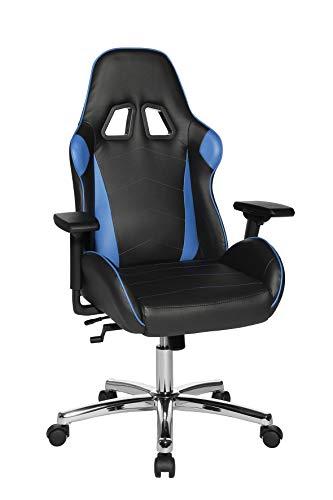 Topstar Speed Chair 2 Stuhl, blau/schwarz, one size