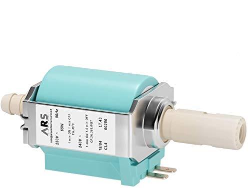 vioks Bomba de agua, cafetera eléctrica eléctrico Bomba Cafetera apto como ARS CP 3, 65W, 15bar