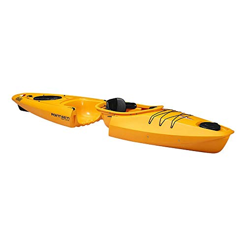 3-Point Products Point 65 Martini GTX Modular Solo Kayak   Yellow by