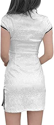 Chinese traditional dress qipao _image1