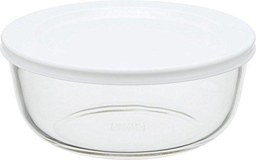 iwaki(イワキ)耐熱ガラス保存容器M800mlパックぼうるKBC4150-W1