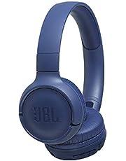 JBL Słuchawki Nauszne Bluetooth TUNE 500BT T500BTBLU, Składane, Niebieskie