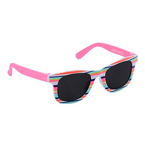 Carter's - Visera, CR04103-NTD-AMZ, Niñas, Classic Design/Pink/Stripes, 0-48 Months (Infant/Toddler)