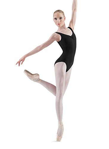 Bloch Dance Damen Adagio, Damen, schwarz, Petite