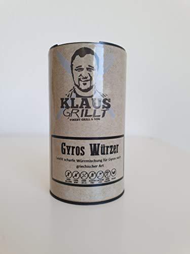 Gyros Würzer von Klaus Grillt