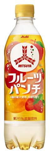 アサヒ飲料 三ツ矢 フルーツパンチ 500ml ×24本