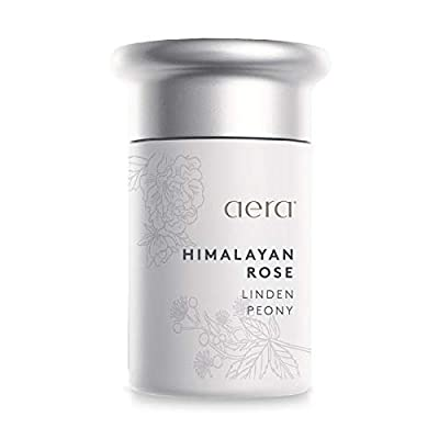 Himalayan Rose Home Fragrance Scent, Hypoallergenic Formula w/Notes of Himalayan Rose, Linden, Peony - Schedule Using App With Aera Smart 2.0 Diffuser - State Of The Art Air Freshener Technology