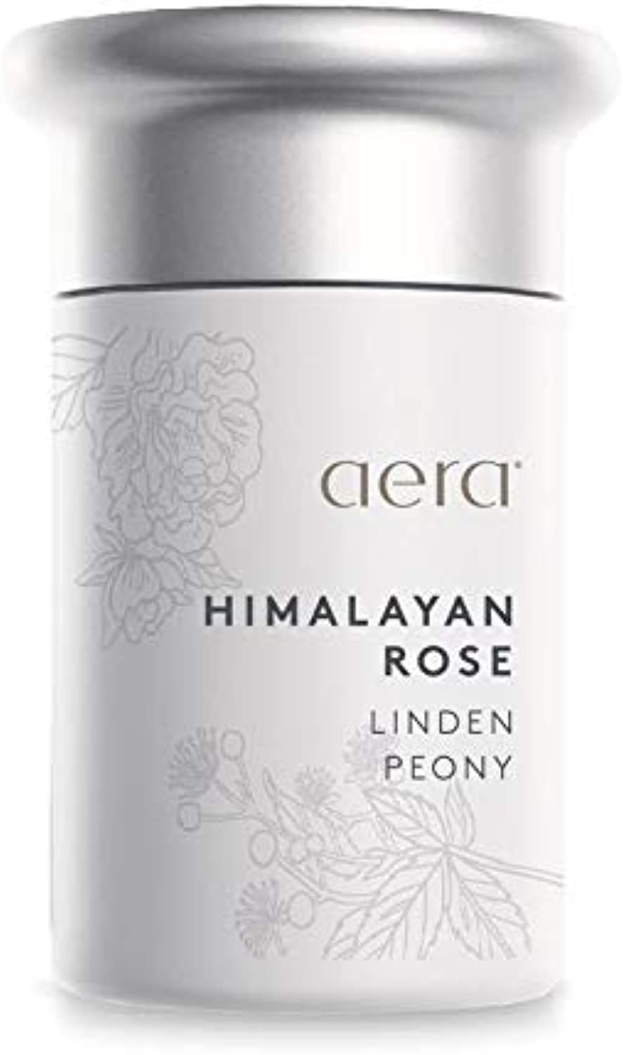 Himalayan pink Home Fragrance Scent, Hypoallergenic Formula w Notes of Himalayan pink, Linden, Peony - Schedule Using App With Aera Smart 2.0 Diffuser - State Of The Art Air Freshener Technology