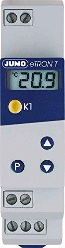 Jumo Elektronik-Regler 701050/811-02-061 Etron T Thermostat (Schaltschrank) 4053877010180