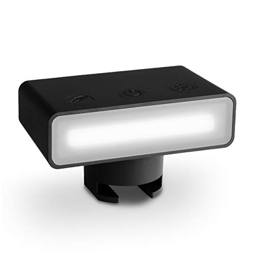 ABC Design Lampe LED avec port USB Noir