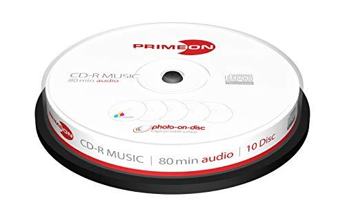 Primeon–CD-R Audio Rohling 1St.