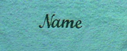 Sauna handdoek met borduurwerk van uw naam