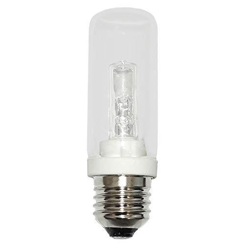 Halogen Leuchtmittel Röhre 150W E27 Glühbirne warmweiß 2700K dimmbar (klar, 150 Watt)