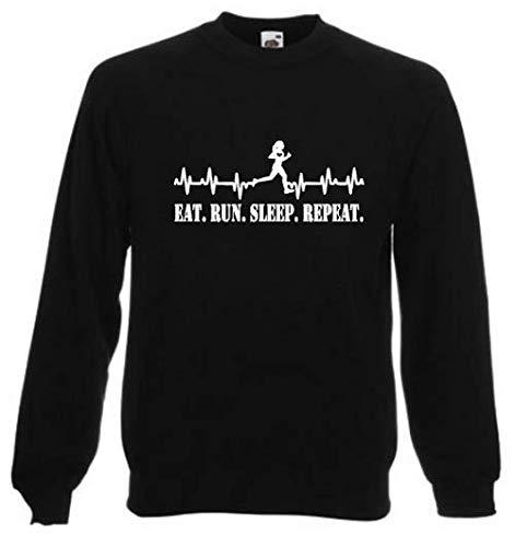 Pullover Eat. Run. Sleap. Repeat.