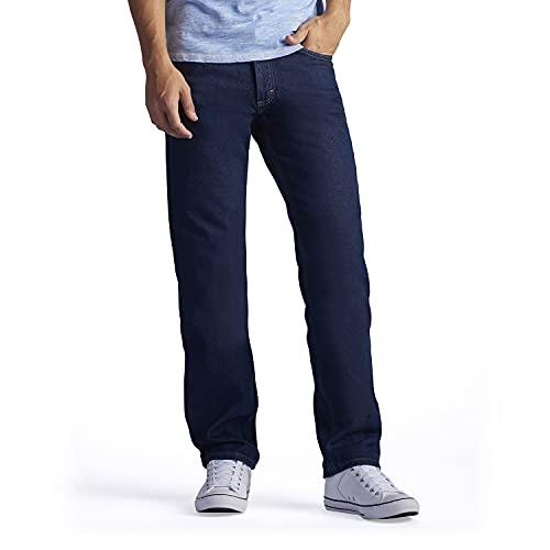 Lee Men's Regular Fit Straight...
