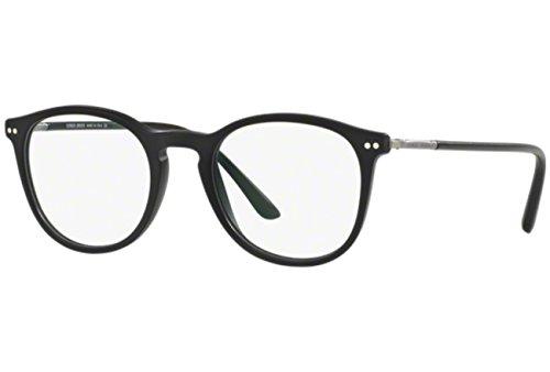 Armani Herren 0AR7125 Sonnenbrille, Matte Black (5042), 50