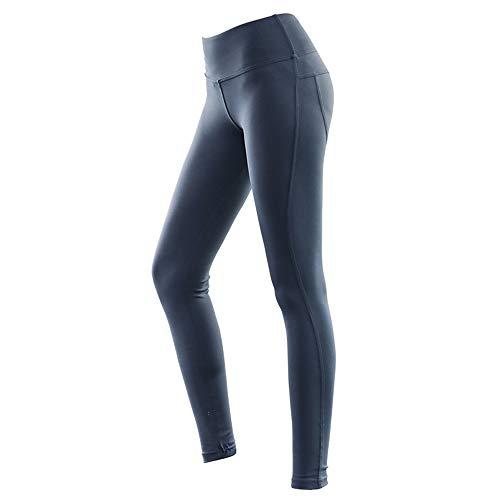 cxzas852 Pantaloni da Fitness a Vita Alta Fianchi da Donna Addome Elasticizzati Pantaloni Aderenti Aderenti Pantaloni da Yoga