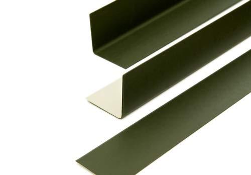 NORDFOL 4,90€/lfm Folienverbundblech, Verbundblech flach, 5 cm x 2m, PVC -beschichtet