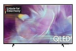Samsung QLED 4K Q60A TV 43 Zoll (GQ43Q60AAUXZG), Quantum HDR, Quantum Prozessor Lite 4K, 100% Farbvolumen [2021]