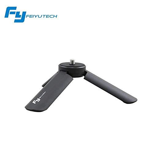 FeiyuTech Mini Trépied, Support de Stabilisateur De Cardan, Accessoire Photographie Pliable Portable pour WG 2 / SPG // G5 / G6 / G6 Plus et Autres stabilisateurs avec Trou de Vis 1/4