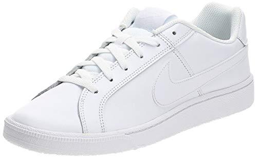 Nike Court Royale, Zapatillas de Gimnasia para Hombre, Blanco (White/White 111), 42.5 EU