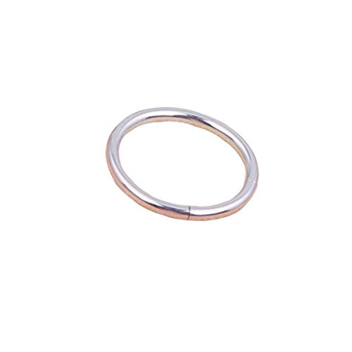 Republe Frauen Segment Ring-Band-Ohr-Lippen Nose Norstril Septum-Piercing Mädchen 10mm Piercing Ohrstecker