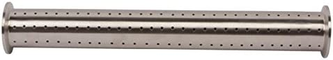 - Stainless Steel SS304 Tri Clamp 1.5 inch x 12 in Glacier Tanks Sparge Arm