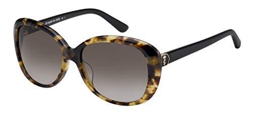Juicy Couture JU598/S Gafas de sol, Marrón (Havana Blck), 53 para Mujer