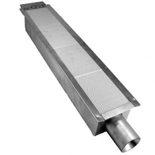 VULCAN HART - 414754-3 IR Burner;27 X 5 Steel
