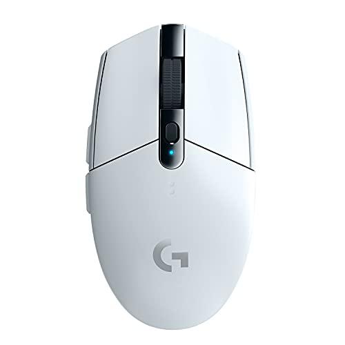 Logitech G305 Recoil Gaming Mouse White EWR2, 910-005292 (White EWR2)