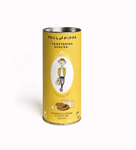 Paul & Pippa Galletas De Queso Parmesano