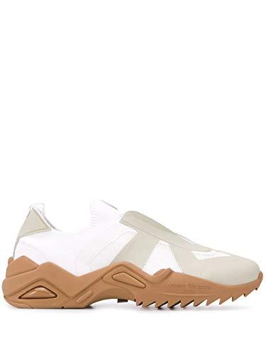 Maison Margiela Luxury Fashion Uomo S37WS0501P3266H8058 Bianco Poliammide Slip On Sneakers | Primavera-Estate 20